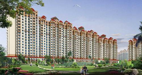 Amrapali Silicon City Construction Project