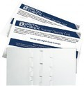 Digital Check Cleaning Cards Pn: Is0033