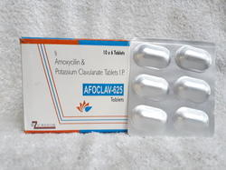 Amoxycilline500mg  Clav 125 mg