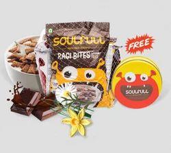 Soulfull Ragi Bites Combo Pack Promotional Tin Offer