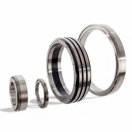 Viton Rubber Tungsten Carbide Mechanical Seal, Shape: Round