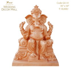 GA01 Fiberglass Ganesha Sculpture