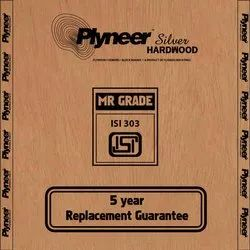 Plyneer Silver MR Hardwood Commercial Block Board