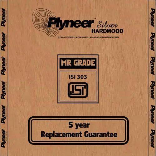 Plyneer Silver MR Hardwood Commercial Block Board