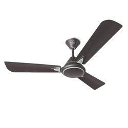 Shiny Brown Oracle Decorative Ceiling Fan