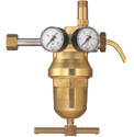 High Flow Cylinder Regulators