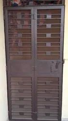 KSC Hinged MS Safety / Jali Door For Home