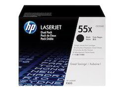 HP 55X Toner Cartridges