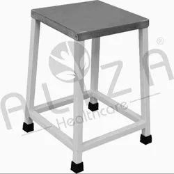 Bed Side Stool-SS Top