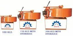 Paver Block Colour Pan Mixer Machine