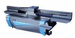 Automatic Edgeprint Thunderstorm Glass Printing Machine
