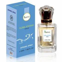 Kazima Floral Sontaka Man Spray Perfume