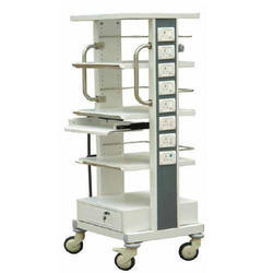 Deluxe Monitor Trolley