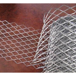 Fine SS Silver Plaster Construction Mesh, for Industrial, Material Grade: 304