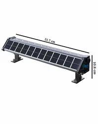 Metal Ifitech Solar Wall Washer Light Advertising Light