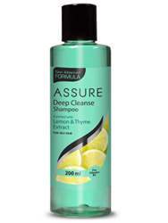 Assure Deep Cleansing Shampoo