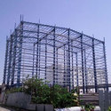 Stainless Steel Industrial Structure