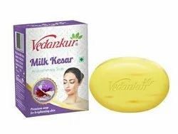 Milk Kesar Soap 50 Gm