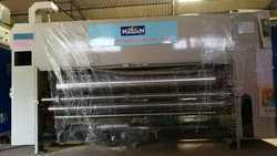 Auto Chain Feed Flexo Printer Slotter Machine
