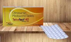 Olmesartan Medoxomil 40 Mg