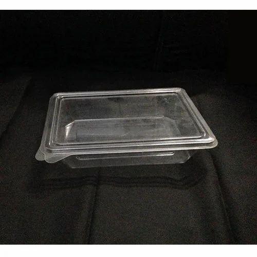 Plastic Hinged Pet Box