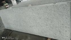 Flammed Flemmed Steel Grey Granite Slabs, Thickness: 17mm