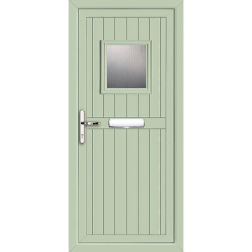 Green Upvc Bedroom Door For Bathroom Rs 800 Square Feet Vizous Interio Private Limited Id 16256904691