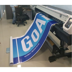 Vinyl Solvent Flex Printing Service