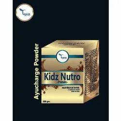Kidz Nutro Protein Ayucharge Powder