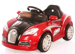 Plastic Battery Operated Kids Car, Model Number: THROC