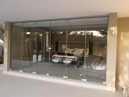 Sliding Folding Door System, Glass Door Partitions - Dada Krupa ...
