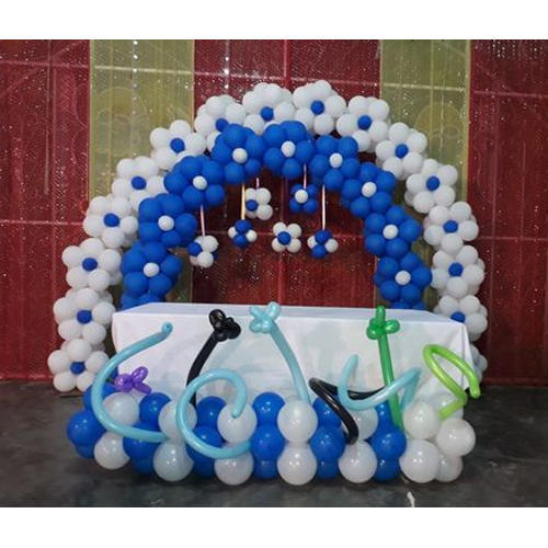 Birthday Balloon Decoration Services Happy Collection Id 17147532555
