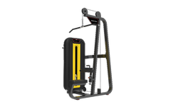 Shoulder Commercial Energie Fitness LD-835 Pull Down Machine, Weight: 200 Kg