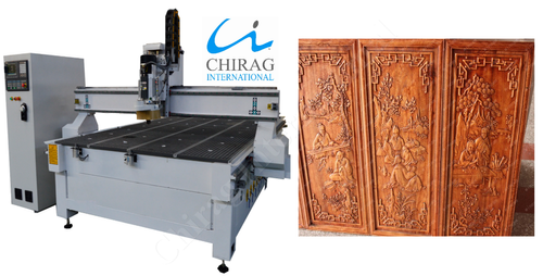 3D Wood Carving Machine