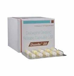 Duzela Capsule DR (Duloxetine)