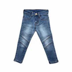 Blue Kids Denim Jeans