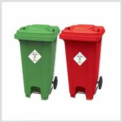 Bio Medical Waste Bin 120 L