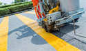 Hot Applied Thermoplastic Road Marking Service