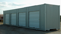 20x10ft Brand Office Container