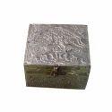 Wooden Handicraft Jewelry Box