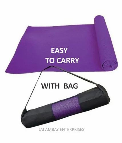 Yoga Mat With Bags