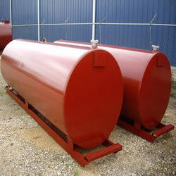 MS Fuel Storage Tank