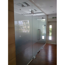 Main Entrance Glass Door