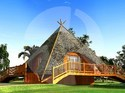 Bamboo House Construction Cost India