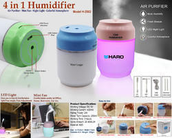 4 In 1 Humidifier-Air Purifier H-2502
