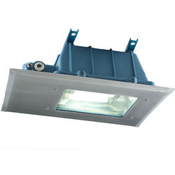 220V Top Openable Rectangular Light Fitting