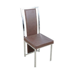 Fabric Dining Chair, Size: Standard