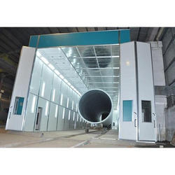 Wind Mill Paint Booth