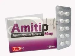 Amitriptyline Tablet Bp 10 Mg