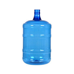 Blue PET Water Jar for Water Storage